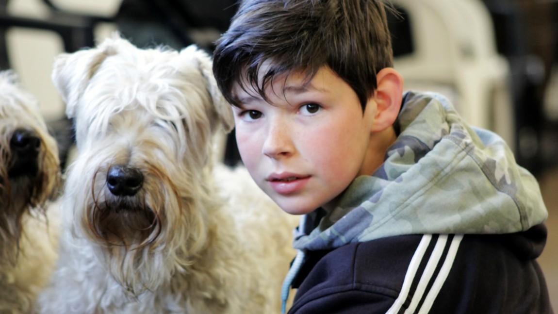 Foto's Jonge Hondendag