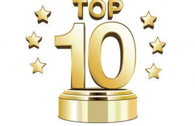 De Wheaten Top Tien 2019 is bekend!